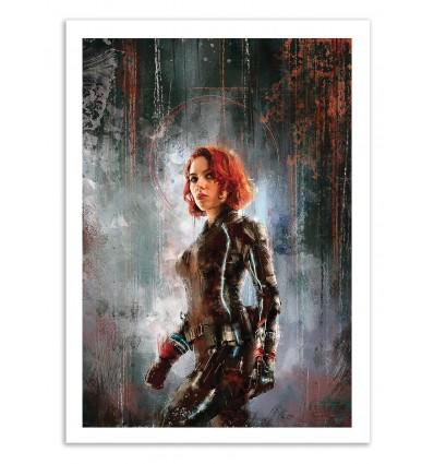 Black Widow - Wisesnail