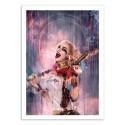 Art-Poster - Harley Quinn - Wisesnail