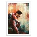 Art-Poster - Iron Man - Wisesnail