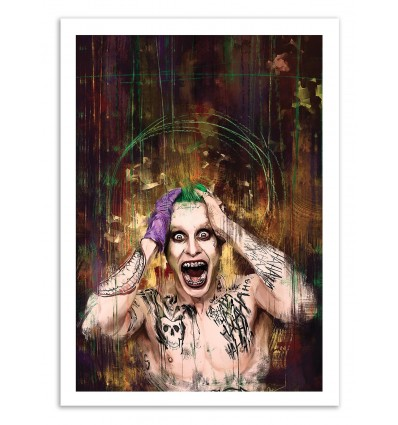 Joker Suicide Squad - Wisesnail