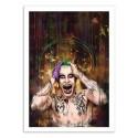 Art-Poster - Joker Suicide Squad - Wisesnail