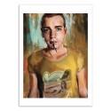 Art-Poster 50 x 70 cm - Rentboy - Wisesnail