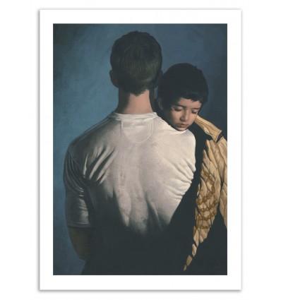 Art-Poster 50 x 70 cm - Drive - Yuri Shwedoff