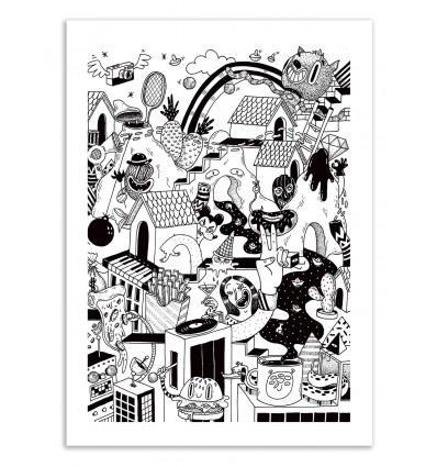 Doodle World - Sarah Matuszewski