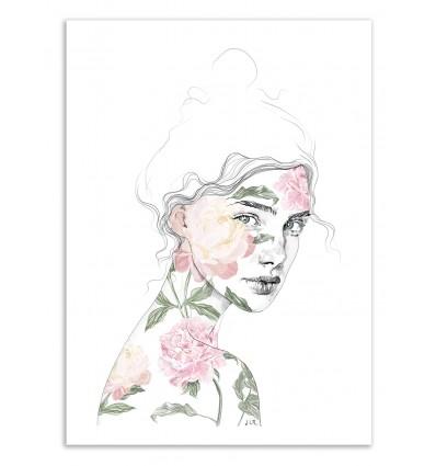 Limited Edition 50 ex. - Botanica - Jenny Liz Rome