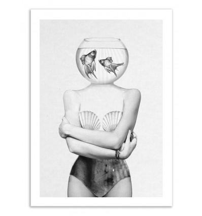 Limited Edition 50 ex. - Pisces - Jenny Liz Rome