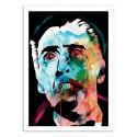 Art-Poster 50 x 70 cm - Edition 50 ex. - Bloodsucker - Alvaro Tapia