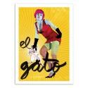 Art-Poster - Edition 50 ex. - El Gato - Alvaro Tapia