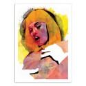Art-Poster - Edition 50 ex. - Eros - Alvaro Tapia