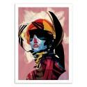 Art-Poster - Edition 50 ex. - Woman Portrait II - Alvaro Tapia