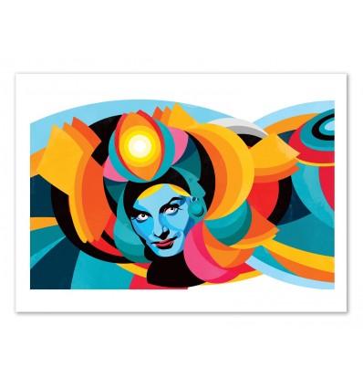 Art-Poster 50 x 70 cm - Edition 50 ex. - Illuminado - Alvaro Tapia