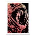 Art-Poster - Alien - Giuseppe Cristiano