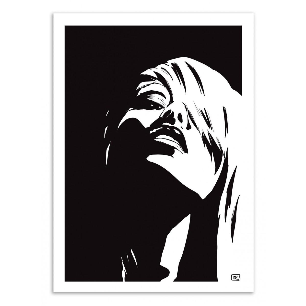 art-poster women sexy