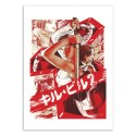 Art-Poster - Kill Bill vol.2 - Joshua Budich