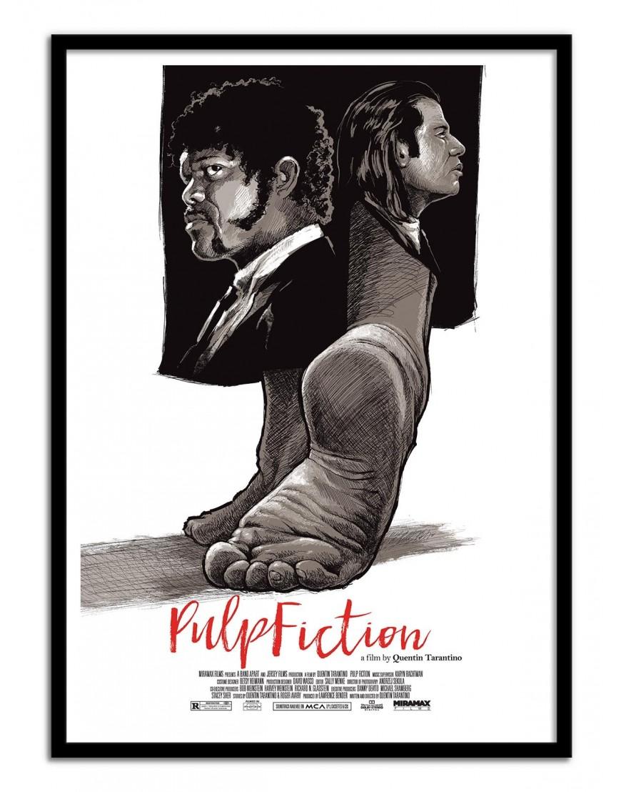 Art Poster 50 X 70 Cm