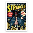 Art-Poster - Stranger - Butcher Billy
