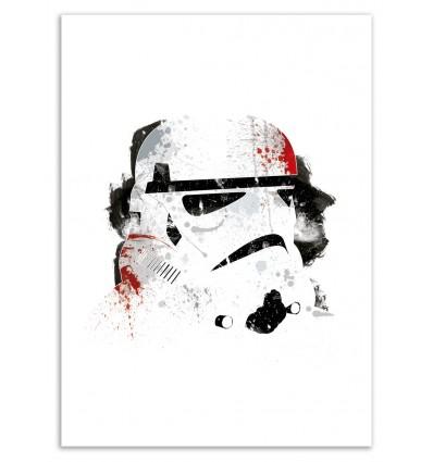 Art-Poster - Born to die - Arian Noveir