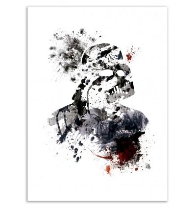 Art-Poster 50 x 70 cm - The chosen one - Arian Noveir