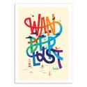 Art-Poster - Wanderlust - Chris Wharton