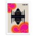 Art-Poster - India 68 - Bo Lundberg