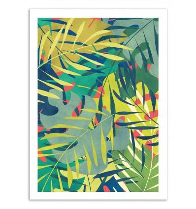 Art-Poster 50 x 70 cm - Eden - Tracie Andrews