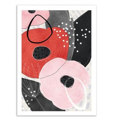 Art-Poster 50 x 70 cm - Eris - Tracie Andrews