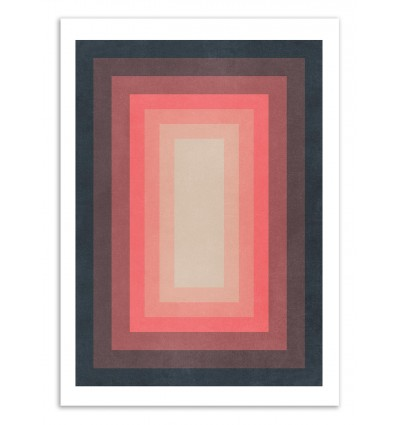 Art-Poster 50 x 70 cm - Matrix - Tracie Andrews