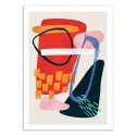 Art-Poster 50 x 70 cm - Mura - Tracie Andrews