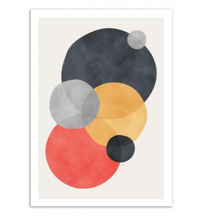 Art-Poster 50 x 70 cm - Sphera - Tracie Andrews