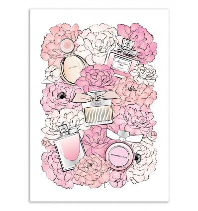 Art-Poster 50 x 70 cm - Fragrances - Martina Pavlova