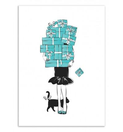 Art-Poster 50 x 70 cm - Gifts - Martina Pavlova