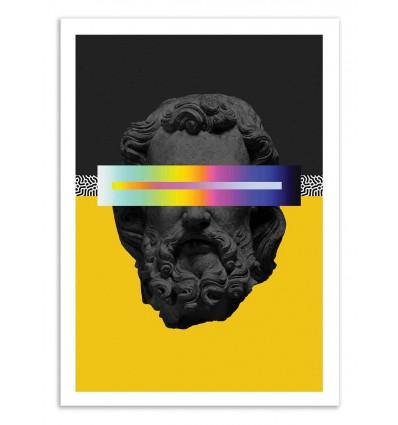 Art-Poster 50 x 70 cm - Cenu - Dorian Legret