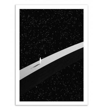 Art-Poster 50 x 70 cm - Dream - Dorian Legret