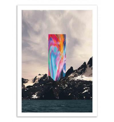 Art-Poster 50 x 70 cm - F26 - Dorian Legret