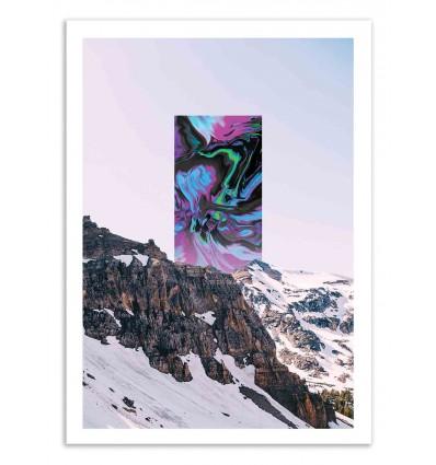 Art-Poster 50 x 70 cm - L26 - Dorian Legret