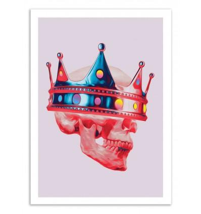 Art-Poster 50 x 70 cm - Royal - Dorian Legret