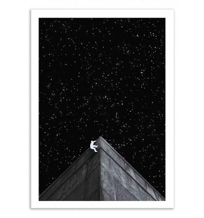 Art-Poster 50 x 70 cm - Labop - Dorian Legret
