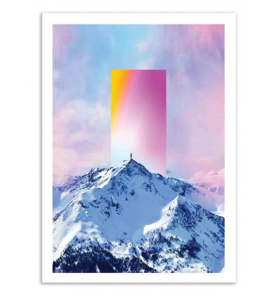 Art-Poster 50 x 70 cm - T26 - Dorian Legret