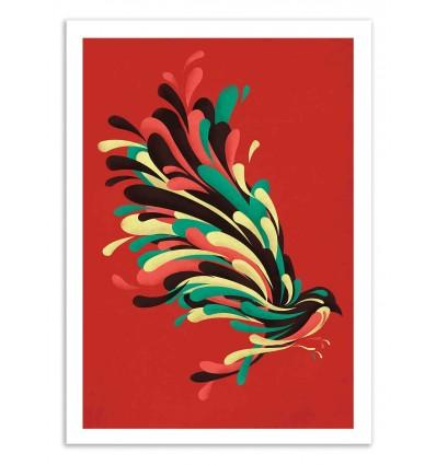 Art-Poster 50 x 70 cm - Aviation - Jay Fleck
