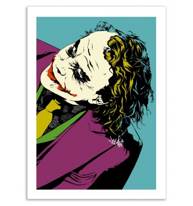 Art-Poster - Joker So Serious - Vee Ladwa