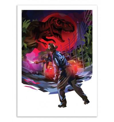 Art-Poster 50 x 70 cm - Park life - Liam Brazier