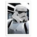 Art-Poster 50 x 70 cm - Storm - Liam Brazier