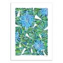 Art-Poster - Water Lilies - Cat Coquillette