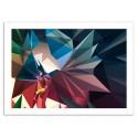 Art-Poster 50 x 70 cm - Caveman - Liam Brazier
