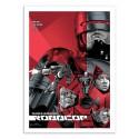 Art-Poster - Robocop Movie - Joshua Budich