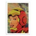 Art-Poster - Iron Monroe - Butcher Billy