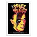 Art-Poster - Moonage Daydream - Butcher Billy