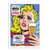 Art-Poster 50 x 70 cm - Supernova - Butcher Billy