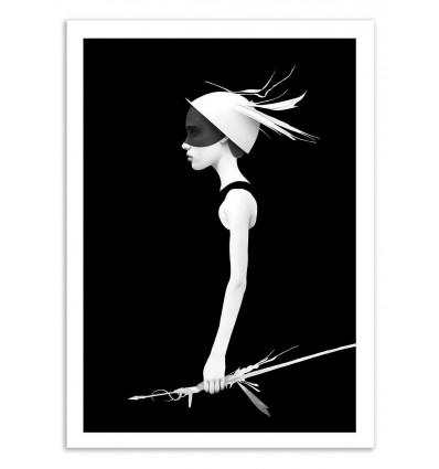 Art-Poster 50 x 70 cm - Cas - Ruben Ireland