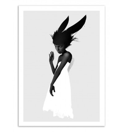 Art-Poster 50 x 70 cm - Hypertone - Ruben Ireland